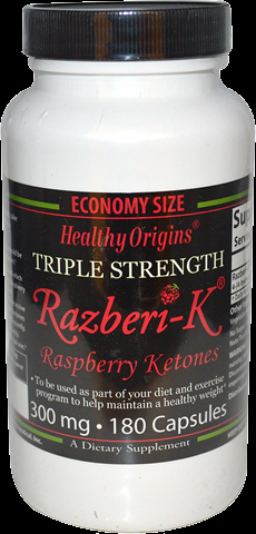 raspberry ketone healthy origins