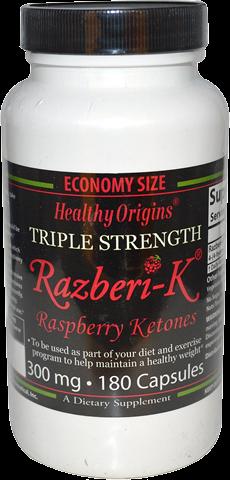 raspberry ketone healthy origins