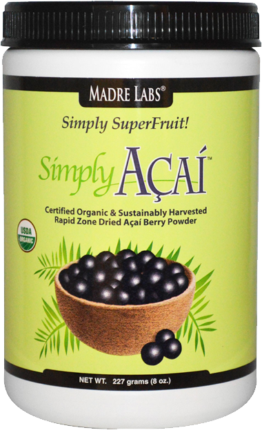 acai berry singapore madre