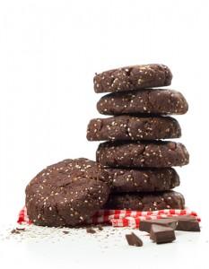 chia seed singapore cookies