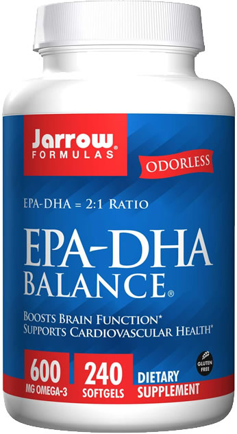 omega 3 fish oil jarrow