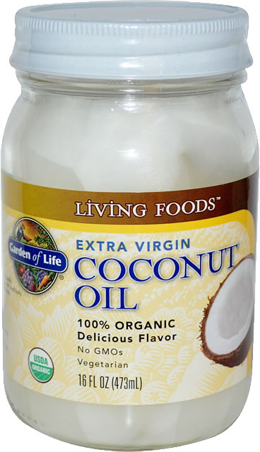 garden of life singapore coconut oil