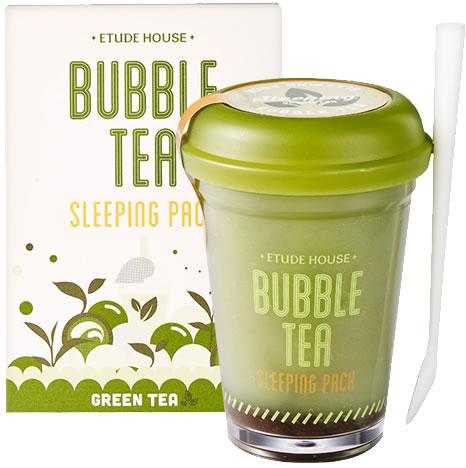 etude house sg singapore bubble tea sleeping pack