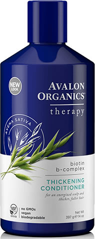 avalon organics singapore sg conditioner biotin