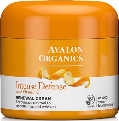 avalon organics singapore sg renewal cream