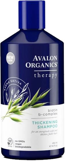 avalon organics singapore sg shampoo biotin