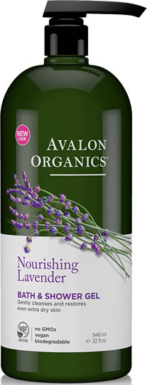 avalon organics singapore sg shower lavender