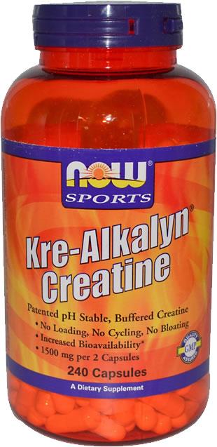 creatine singapore now foods kre-alkalyn