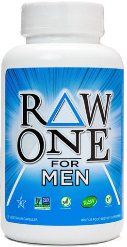 Best Multivitamins for Men garden of life raw one