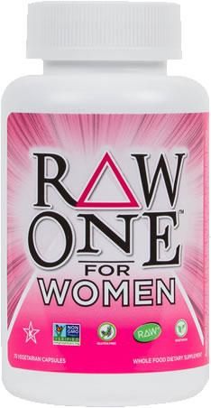 garden of life raw one women