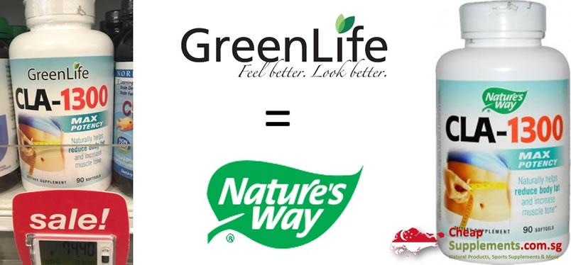 green life nature's way singapore