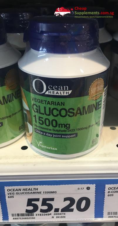 iherb haul 2 vegetarian glucosamine
