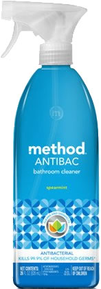 method home sg antibacterial bathroom cleaner