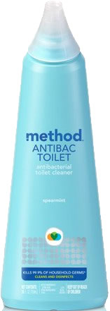 method home sg antibacterial toilet cleaner