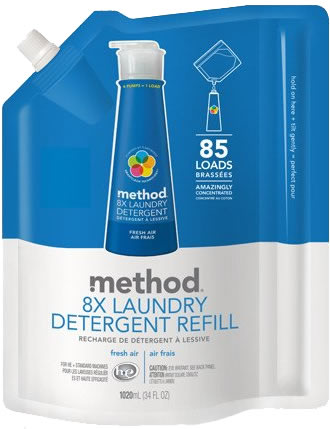method home sg laundry refill fresh air