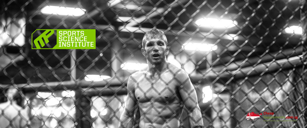 musclepharm singapore athlete