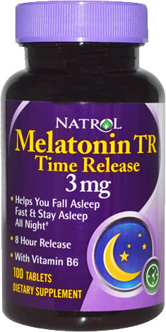 natrol singapore melatonin