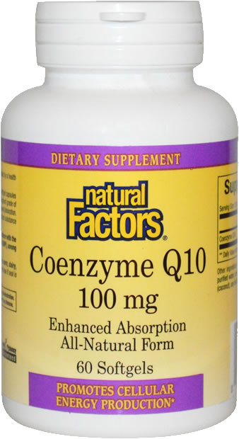 natural factors singapore coenzymeq10