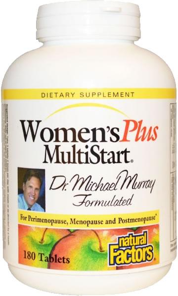 natural factors women's multistart