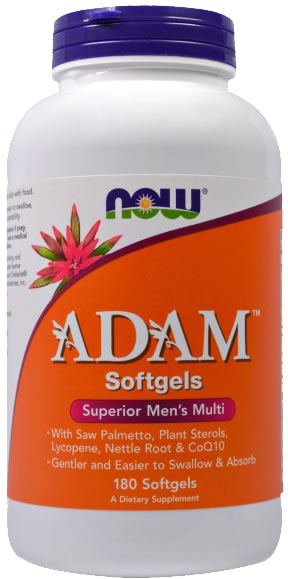Best Multivitamins for Men now food adam