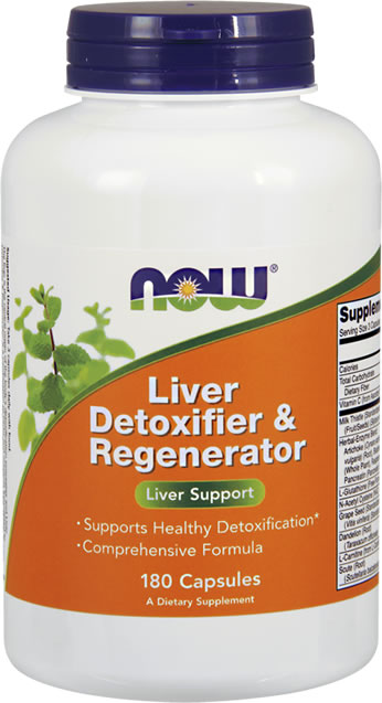now foods liver deto