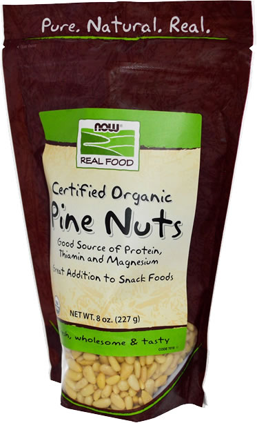 now foods pine nuts