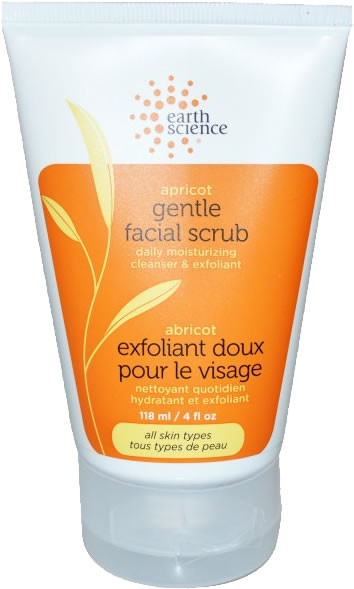 plastic microbead free scrub earth science