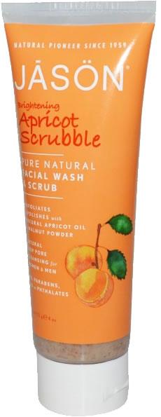 plastic microbead free scrub jason