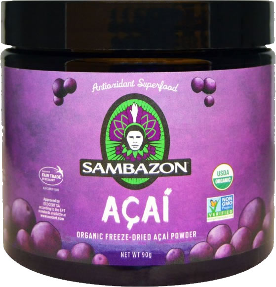 sambazon acai powder singapore