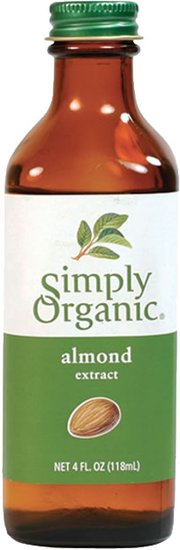 simply organic singapore almond extract