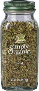 simply organic singapore basil
