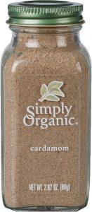 simply organic singapore cardamom