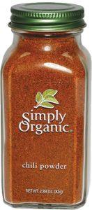 simply organic singapore chili