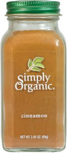 simply organic singapore cinnamon