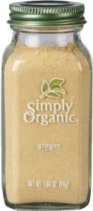 simply organic singapore ginger