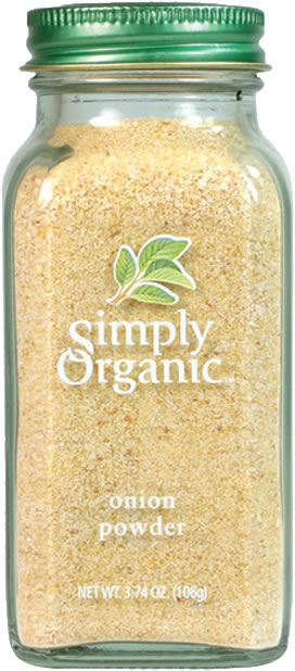 simply organic singapore onion powder