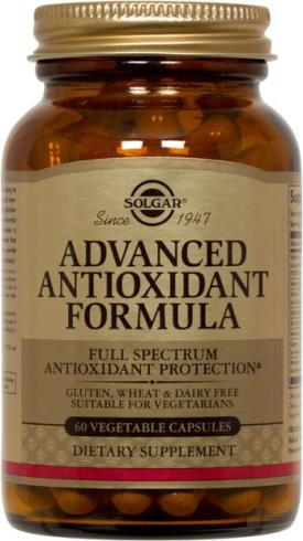 solgar singapore advanced antioxidant