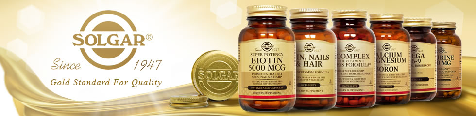 solgar singapore products