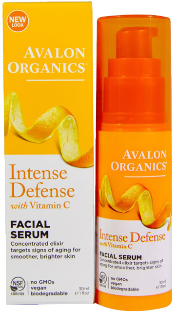 vitamin c serum singapore avalon organics
